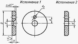 М 6 шайба стопорная многолапчатая, стальная ГОСТ 11872-89.